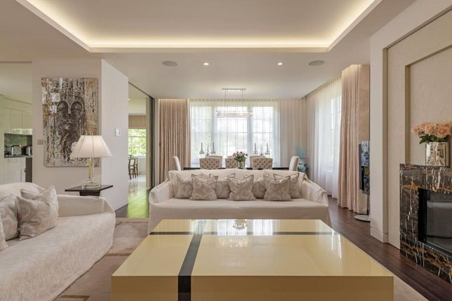 Thumbnail Flat for sale in Abbey Lodge, Park Road, St John's Wood
