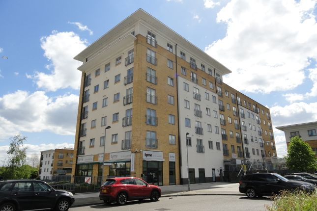 Thumbnail Flat for sale in Waxlow Way, Northolt