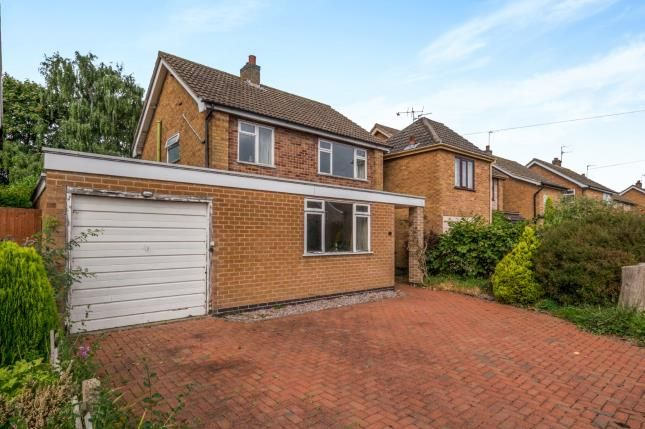 Thumbnail Detached house for sale in Holywell Drive, Loughborough, Leicester, Leicestershire