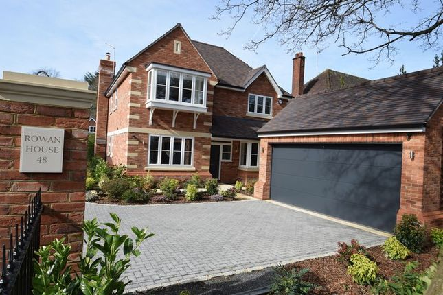 Thumbnail Detached house for sale in Fulmer Road, Gerrards Cross