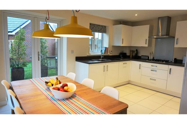 Thumbnail Detached house for sale in Sycamore Drive, Honeybourne
