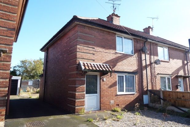 Thumbnail Semi-detached house to rent in Gordon Avenue, Mansfield