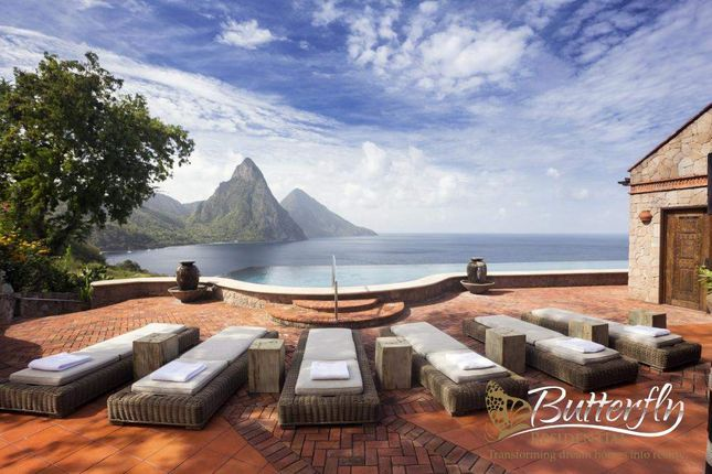 Thumbnail Detached house for sale in Anse La Raye, St Lucia