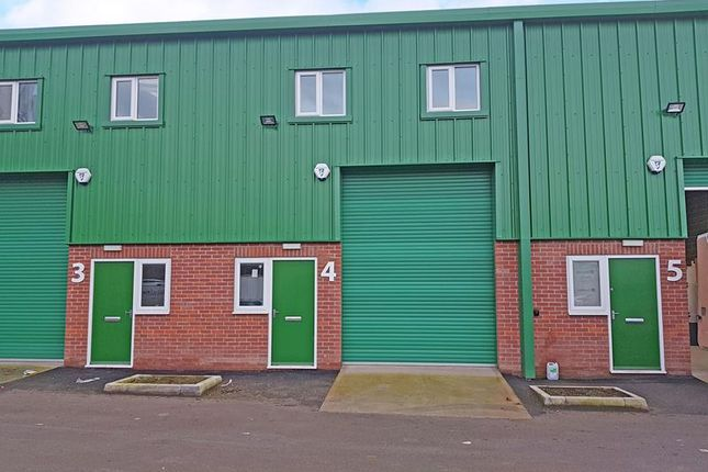 Thumbnail Light industrial to let in Unit 4, Fusion Business Park, Lidice Road, Goole