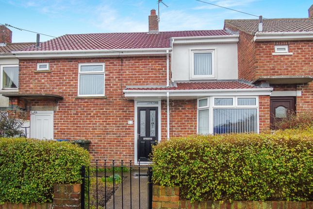 Thumbnail Terraced house for sale in Bideford Road, Kenton, Newcastle Upon Tyne