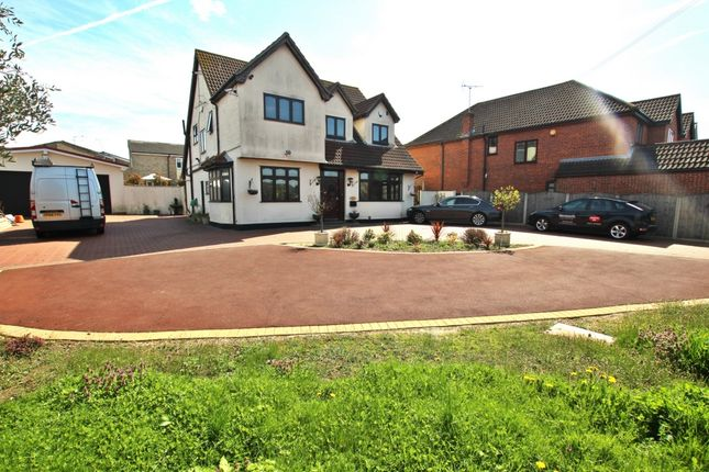 Thumbnail Detached house for sale in Southend Road, Stanford-Le-Hope