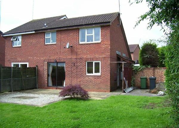 Thumbnail Semi-detached house for sale in Tidbury Close, Walkwood, Redditch, Redditch