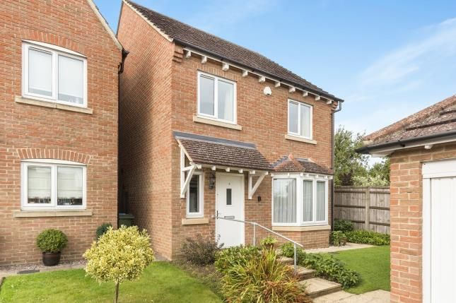 Thumbnail Detached house for sale in Simpsons Orchard, Abbeydale, Gloucester, Gloucestershire
