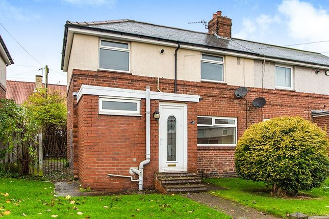 Thumbnail Semi-detached house to rent in The Drive, Whickham, Newcastle Upon Tyne