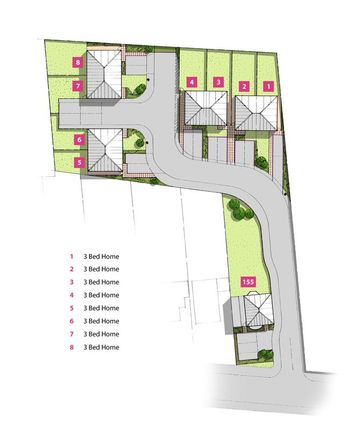 Thumbnail Semi-detached house for sale in Dudley, Holly Hall, Stourbridge Road, Church View, Plot Six