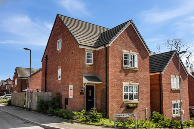 Thumbnail Detached house for sale in Oakhurst Close, Wardle