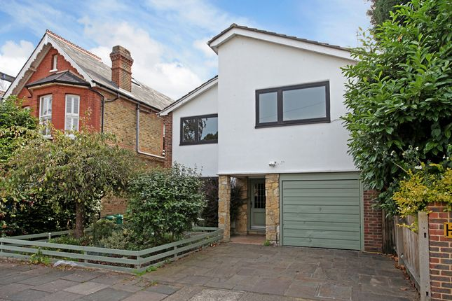 Thumbnail Detached house for sale in Upper Park Road, Kingston Upon Thames