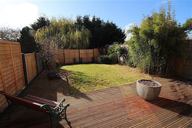 Garden At Back of Winchester Road, Grantham NG31