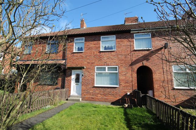 Thumbnail Terraced house to rent in Myrtle Grove, Roddymoor, Crook
