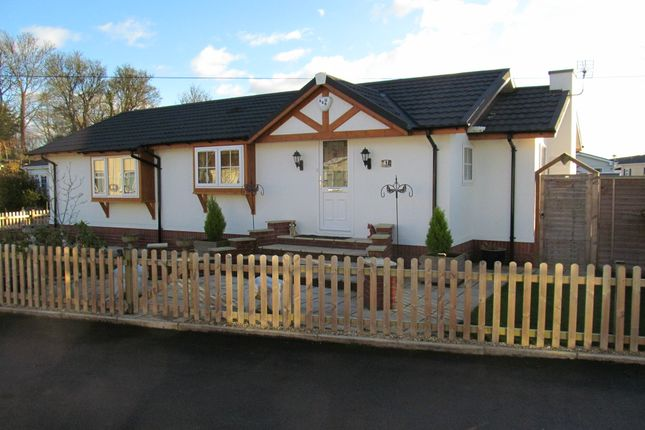 Thumbnail Mobile/park home for sale in Primrose Hill Park (Ref 5782), Charlton Mackrell, Somerton, Somerset