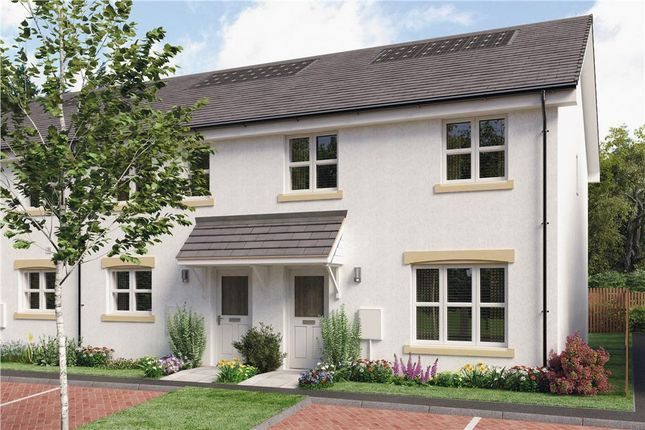 """Thumbnail Mews house for sale in """"Munro End"""" at Mayfield Boulevard, East Kilbride, Glasgow"""