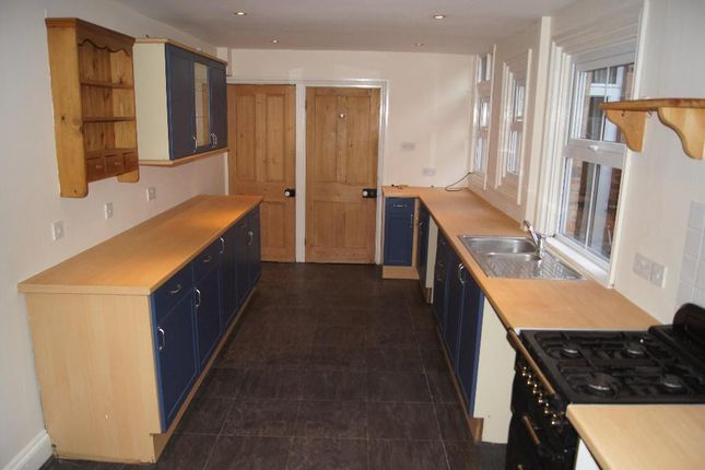 Thumbnail Terraced house to rent in St Dunstans Crescent, Battenhall, Worcester