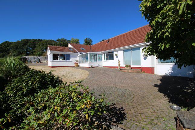Thumbnail Detached bungalow for sale in Blachford Road, Ivybridge