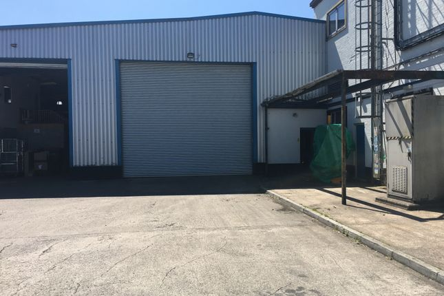 Thumbnail Industrial to let in Moy Road, Taffs Well, Cardiff
