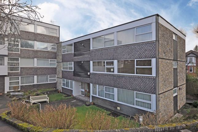 Thumbnail Flat for sale in Spacious Apartment, Fields Park Court, Newport