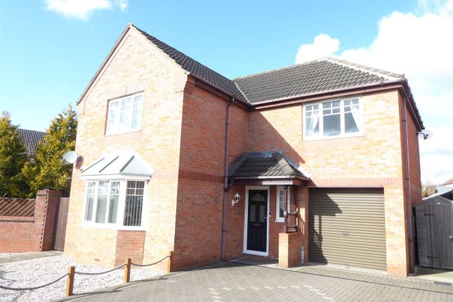 4 bed detached house for sale in Potters Croft, Newhall, Swadlincote DE11