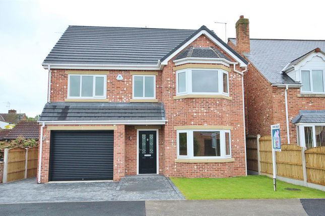 Detached house for sale in Gateforth Court, Hambleton, Selby