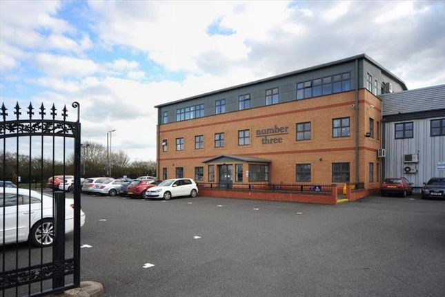 Thumbnail Office to let in Number Three, Siskin Drive, Middlemarch Business Park, Coventry