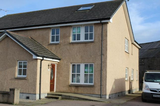 Thumbnail Semi-detached house to rent in Victoria Street, Maud