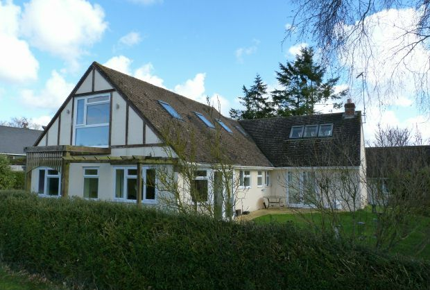 Thumbnail Detached house for sale in Stratford Tony Road, Coombe Bissett, Salisbury