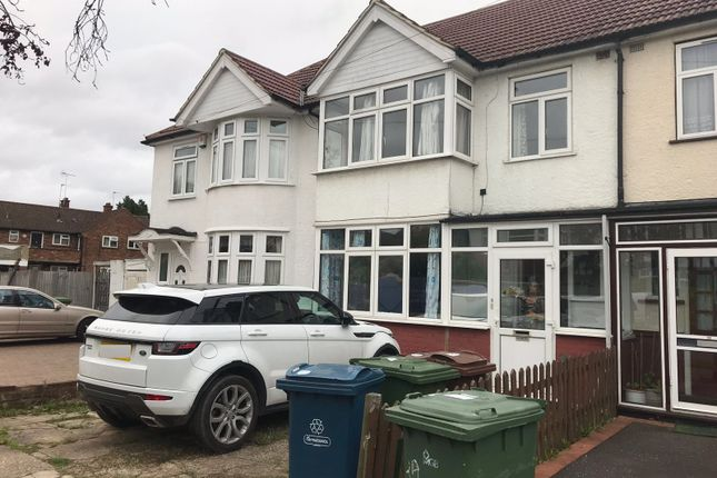 Semi-detached house to rent in Moat Drive, Harrow
