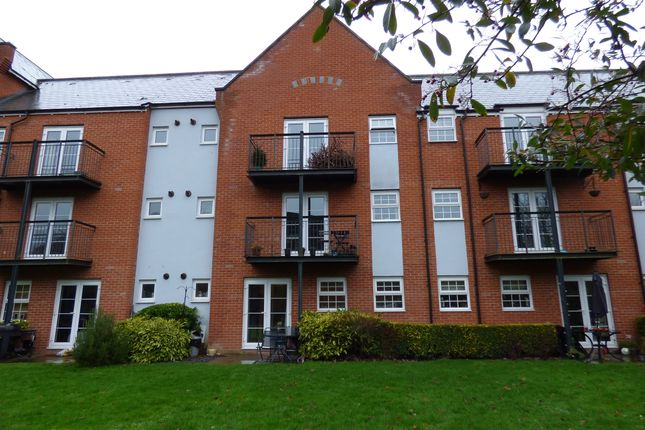 Thumbnail Flat to rent in Tanners Row, Wantage