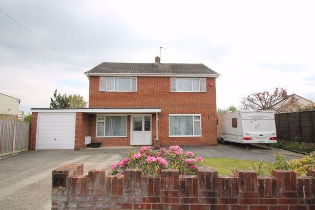 Thumbnail Detached house for sale in Hawthorn Grove, Trowbridge, Wiltshire