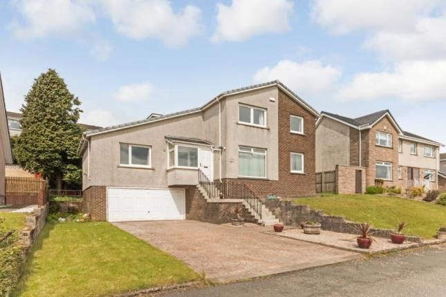 Thumbnail Detached house for sale in Moorfoot Way, Bearsden, Glasgow, East Dunbartonshire