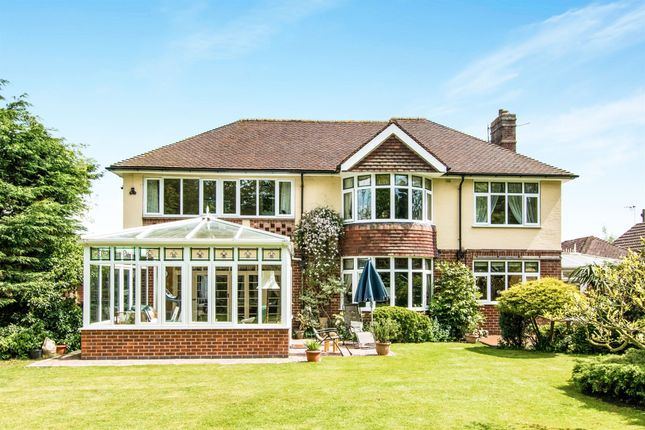 Thumbnail Detached house for sale in Mount Street, Barrowby Road, Grantham