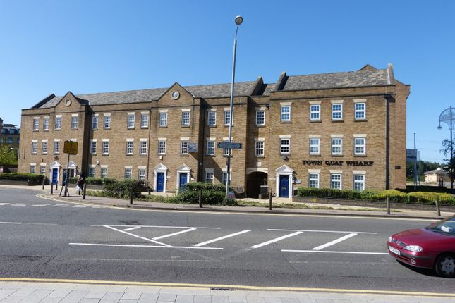 Office to let in Town Quay Wharf, Abbey Road, Barking, Essex