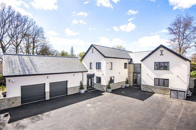 Thumbnail Detached house for sale in Farrer Lane, Oulton, Leeds, West Yorkshire