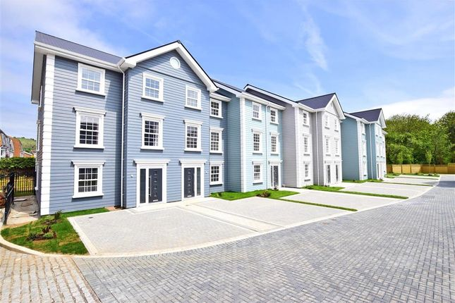 Town house for sale in Radnor Park Avenue, Folkestone, Kent