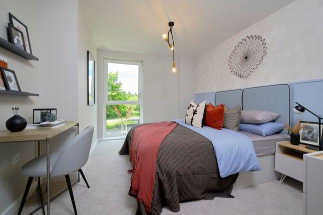 1 bed flat for sale in Union Court, Canal Street, Milton Keynes, Buckinghamshire MK9