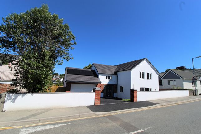 Thumbnail Detached house for sale in Dunheved Fields, Launceston