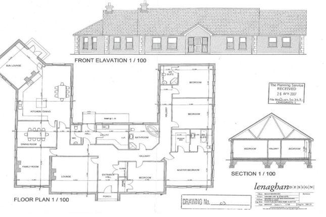 Thumbnail Property for sale in Tory Brae, Dromara, Dromore
