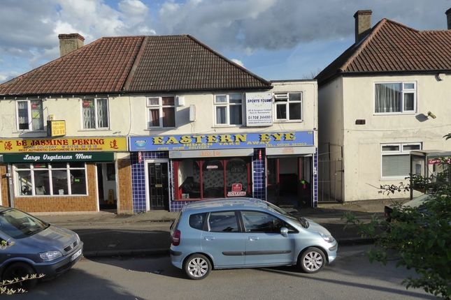 Thumbnail Retail premises for sale in The Parade, Colchester Road, Harold Wood, Romford