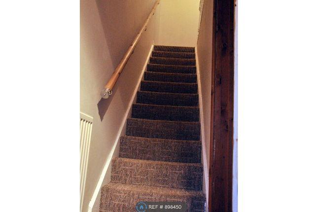 Stairs of Hunshelf Road, Chapeltown, Sheffield S35
