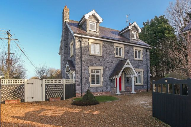 Thumbnail Detached house for sale in Castle Road, Randalstown, Antrim