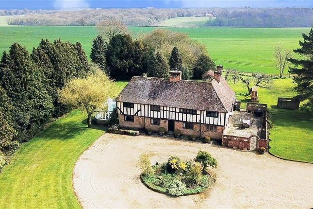 Thumbnail Detached house for sale in Stone Street, Petham, Canterbury, Kent