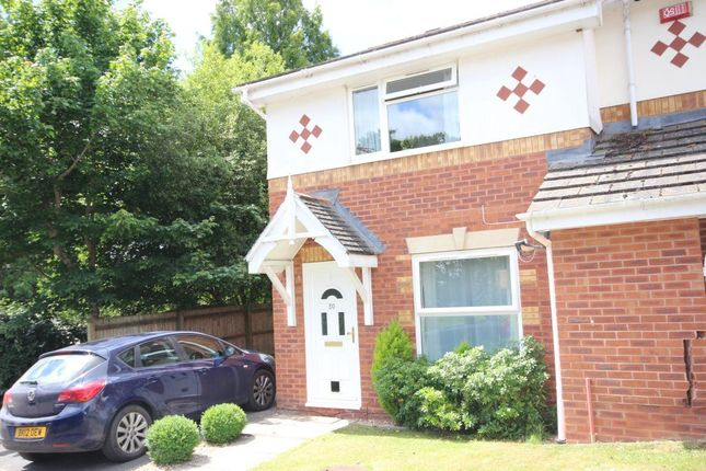 Thumbnail Property to rent in Excalibur Close, Exeter, Devon