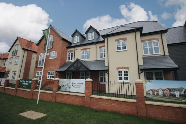 Thumbnail Flat for sale in The Elm, Plot 21, Wisteria Place, Old Main Road