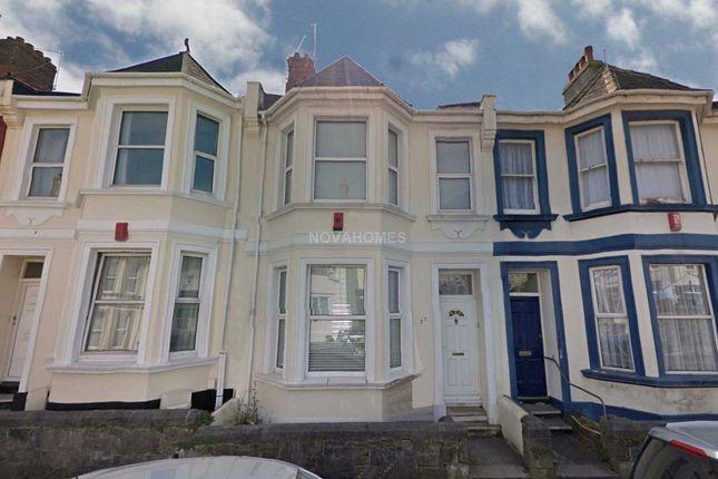 4 bed terraced house for sale in Whittington Street, Stoke