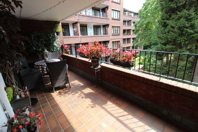 Balcony of 45 Lindsay Road, Poole BH13
