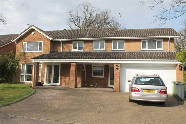 Thumbnail Detached house for sale in Antringham Gardens, Edgbaston, Birmingham