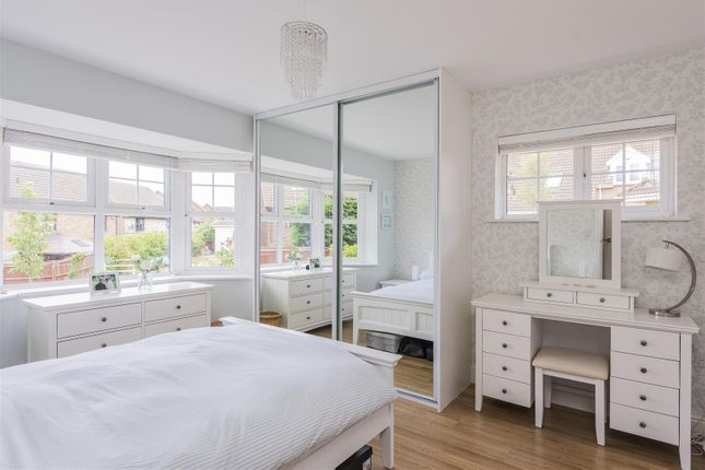 Master Bedroom of Byards Green, Potton, Sandy, Bedfordshire SG19